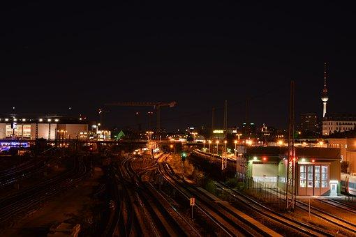 Railway System, Berlin, Fernsehtrum