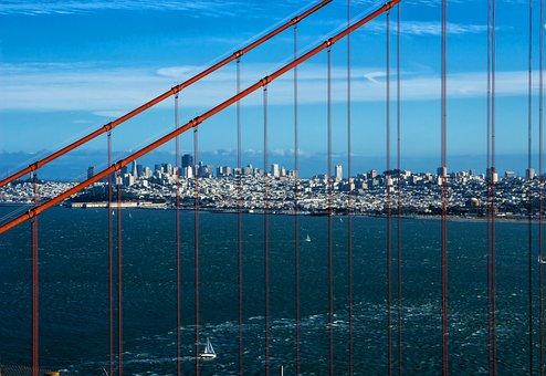 Battery Spencer, San Francisco, Golden Gate