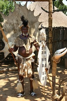 Swaziland, Warrior, South Africa