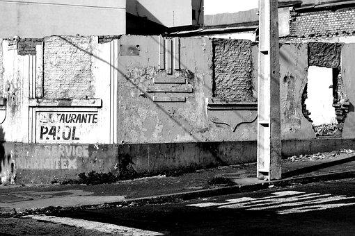 Uberaba, City, Roughness, Urban, Memories, Nostalgia