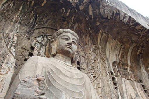 Vairocana As Shrine, Longmen Grottoes