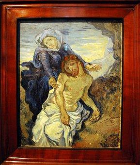 Vatican Museums, The Framework, Mercy, Van Gogh