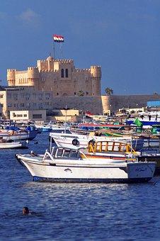 Alexandria, Alexandria Fort, Alexandria Citadel