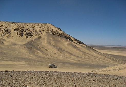 Algeria, Sahara, 4x4, Desert, Sand