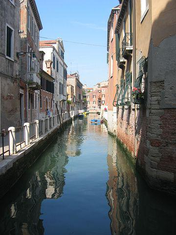 Venice, Canal, Waterway, Architecture, Venetian