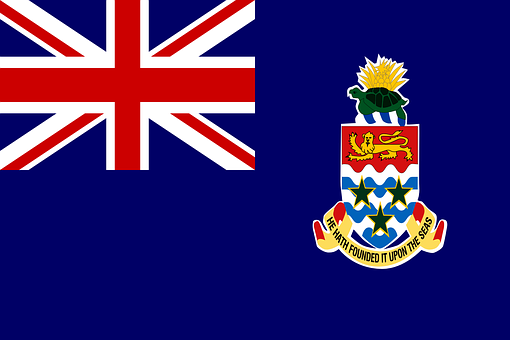 Cayman Islands, Flag, National Flag, Nation, Country