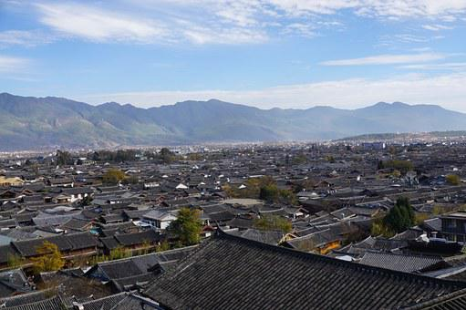 Dayan, Lijiang, In Yunnan Province