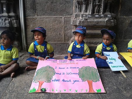 Children, Activists, The Environment, India