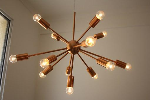 Light, Chandelier, Lamp, Decoration, Luminaire