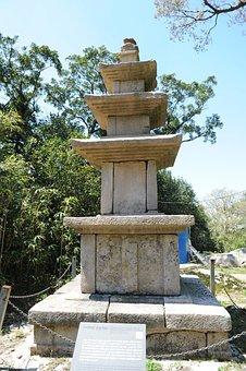 Top, Stone Tower, Treasure, Daeheungsa