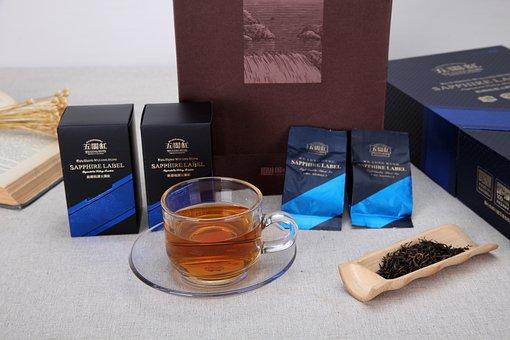 Tea, Five Lofty Red, Biao Jin, Regional Tea