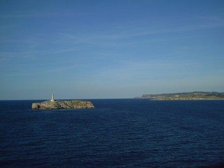 Island Mouro, Santander, Cantabria