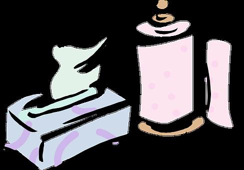 Kleenex, Kitchen Paper, Paper, Hygiene, Clean