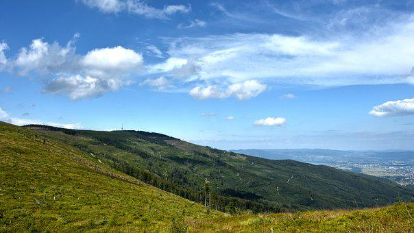 Mountains, Beskids, Silesian Beskid, Nature, Tourism