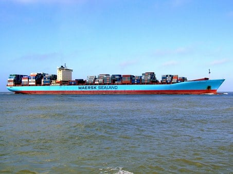 Arthur Maersk, Ship, Vessel, Container, Freight, Cargo