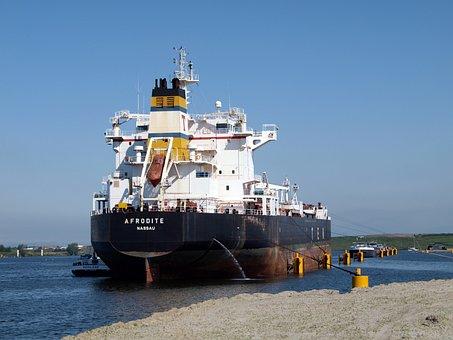 Afrodite, Ship, Vessel, Freight, Cargo, Logistics