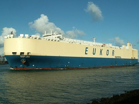 Asian Vision, Ship, Vessel, Freight, Cargo