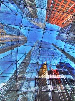 Sydney, Construction, Buildings, Sky Scrapper