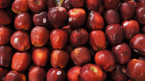 Snake Fruit, Apel Apple, Fruit, Red, Vitamin Fresh