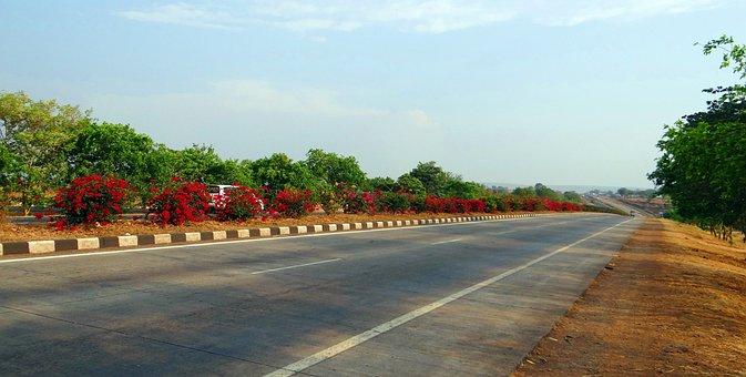 Highway, Asian Highway, Ah 47, Road, Arterial, Sky