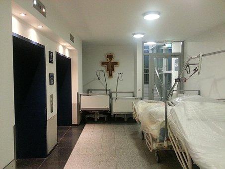 Hospital, Ill, Bedside, Disease, Deliver, Beds