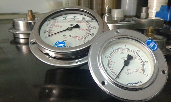 Manometer, Measurement, Metrology