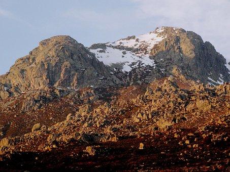 Maliciously, Mountain, Sunset, Peñotillo