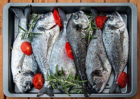 Gilthead, Fish, Grilling, Barbecue, Prepare