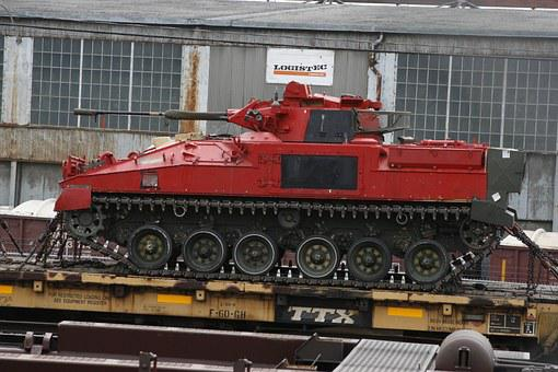 War, Combat Vehicle, Canon
