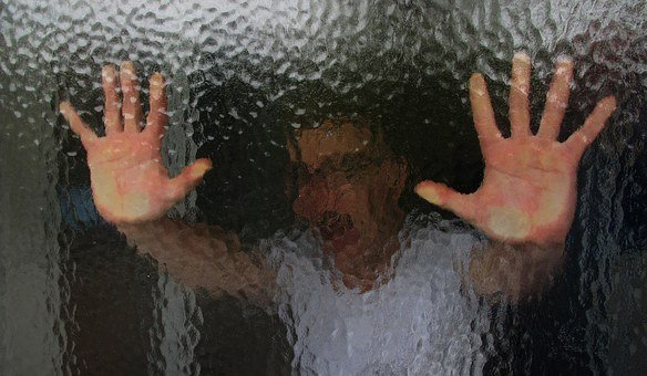 Frosted Glass, Disc, Frosted Glass Disc, Hands, Face