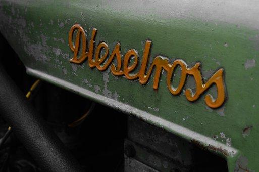 Fendt, Diesel Ross, Tractor, Oldtimer