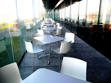 Gastronomy, Gallery, Restaurant, Chairs, Dining Tables