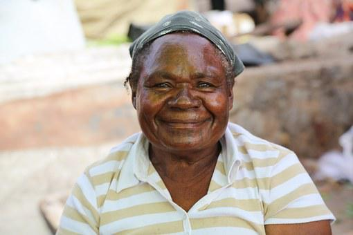 Woman, Papua New Guinea, People