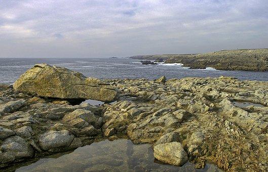 Peninsula, Quiberon, Side, Wild