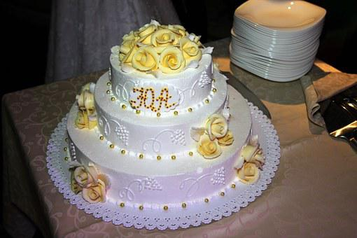 Cake, Sweets, Sponge Cake, Cream, Dessert, Baking