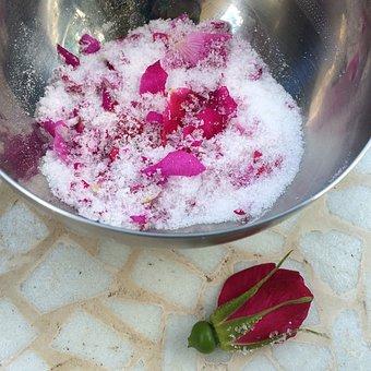 Sugar, Zucker Sugar, Flowers In Foods, Ross Sugar