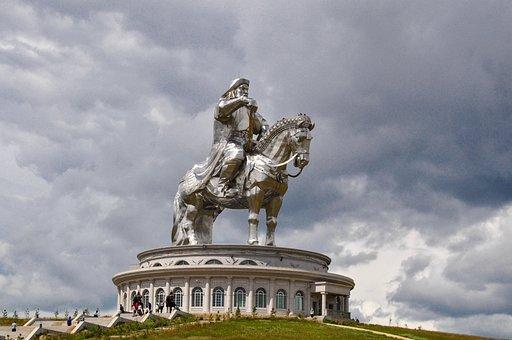 History, Tourism, Mongolia, Gengis Khan, Chinggis, Old