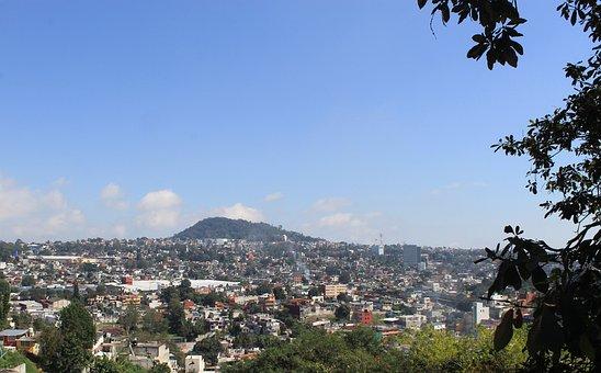 Hill Of Macuiltepetl, Xalapa, Veracruz, Mexico, Sky