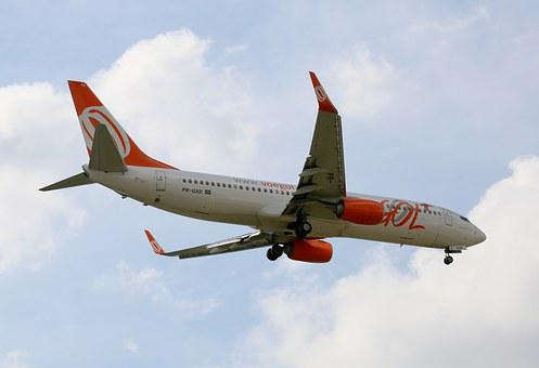 Plane, Gool, Flying, Commercial, Aircraft, Trip, Fly