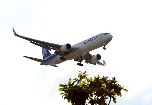 Plane, Lan, Flying, Commercial, Aircraft, Trip, Fly