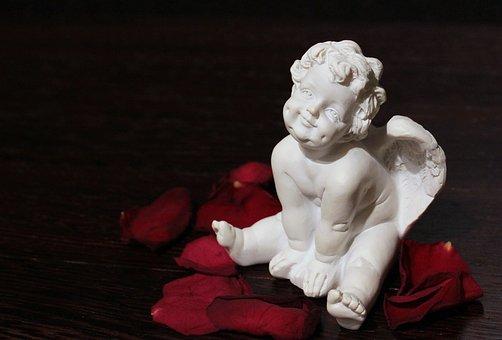 Angel, Angel Wings, Sweet, Angel Figure, Angel Face