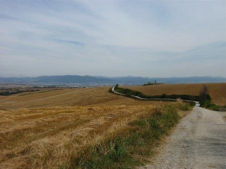 Spain, Jakobsweg, Away, Pilgrimage, Camino De Santiago