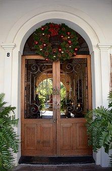 Door, Estate, Colonial, Mexico, Poplars, Boutique Hotel
