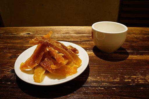 Dried Fruit, Tea, Dim Sum, Afternoon Tea