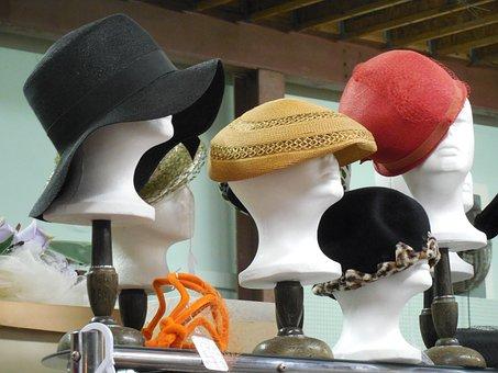 Mannequin, Hats, Fashion, Style, Female, Design, Dummy