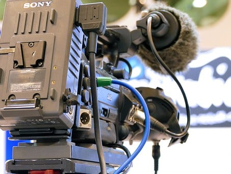 Camera, Tv, Watch Tv, Broadcast, Live, Film, Recording
