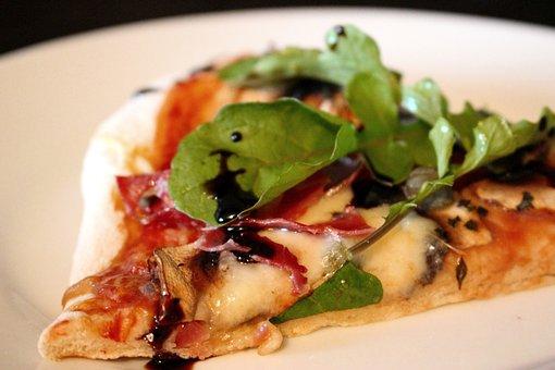 Pizza, Kitchen, Flat, Gastronomy, Italian