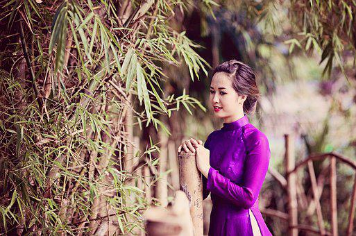 Vietnam, Girl, Female, Asian, People, Lifestyle, Young