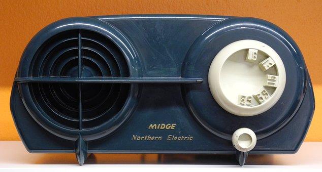 Radio, Electronics, Ho, Technology, Audio, Device