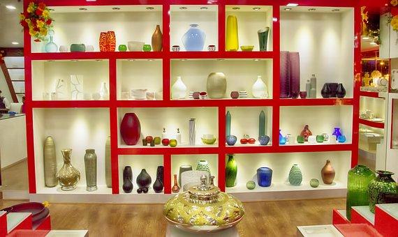Showroom, Shop, Home Decor, Home Interiors, Design